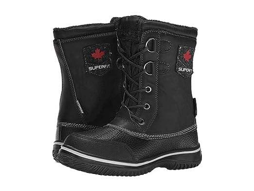 online store 7fb27 72433 Amazon.com: Superfit Big Boys Waterproof Winter Boots Unix ...