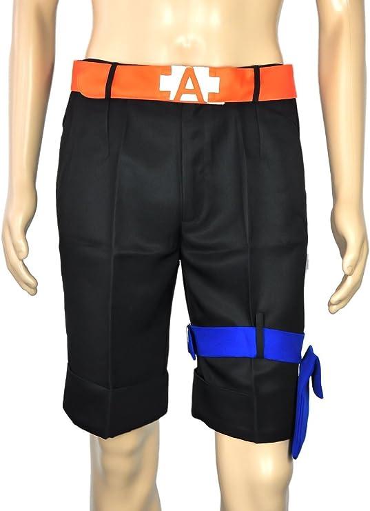 CoolChange Pantalones de Puma D. Ace con cinturón y Bolsillo Especial Que se ata en la Pierna. Talla: XL