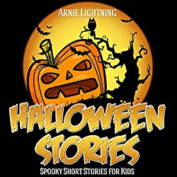 Halloween Stories for Kids: Scary Halloween Short Stories, Activities, Jokes, and More!