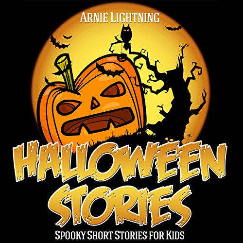 Audio Books For Halloween (Halloween Stories for Kids: Scary Halloween Short Stories, Activities, Jokes, and More!: Haunted Halloween Fun, Book)