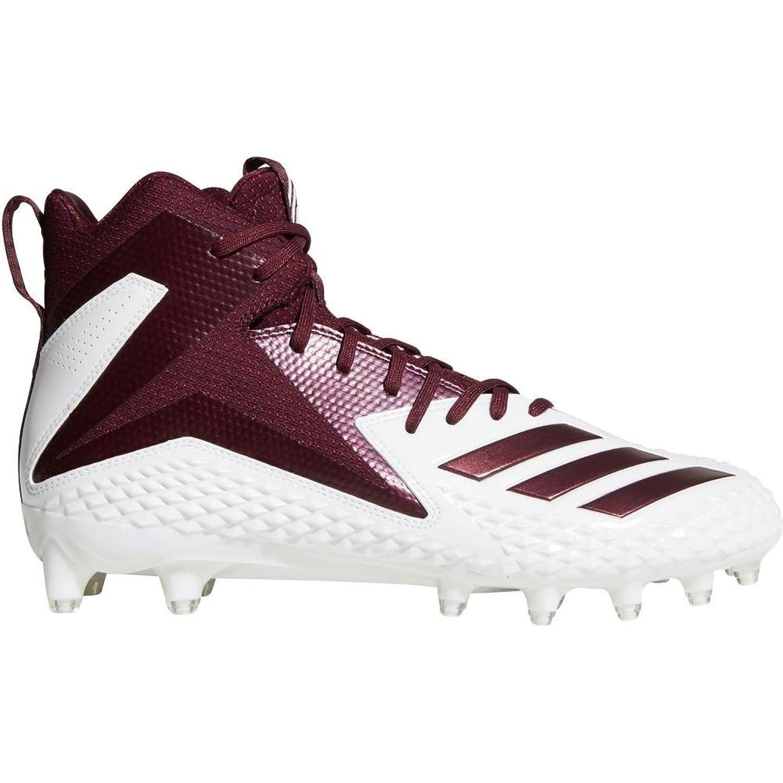 (アディダス) adidas メンズ アメリカンフットボール シューズ靴 Freak X Carbon Mid Football Cleats [並行輸入品] B07C7PHCBV