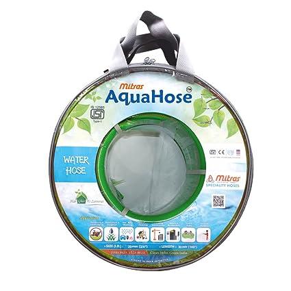 AquaHose Water Hose Pipe (20mm ID) (3/4u0026quot;) - 100  sc 1 st  Amazon.in & AquaHose Water Hose Pipe (20mm ID) (3/4