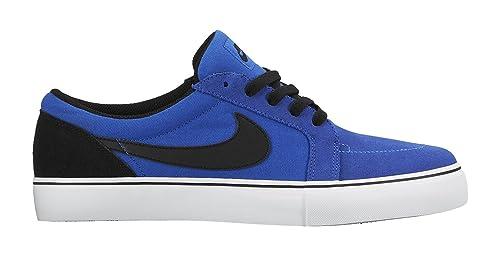 half off 23d58 39a55 NIKE SB Satire II, Scarpe da Skateboard Uomo, AzulNegro  Blanco (
