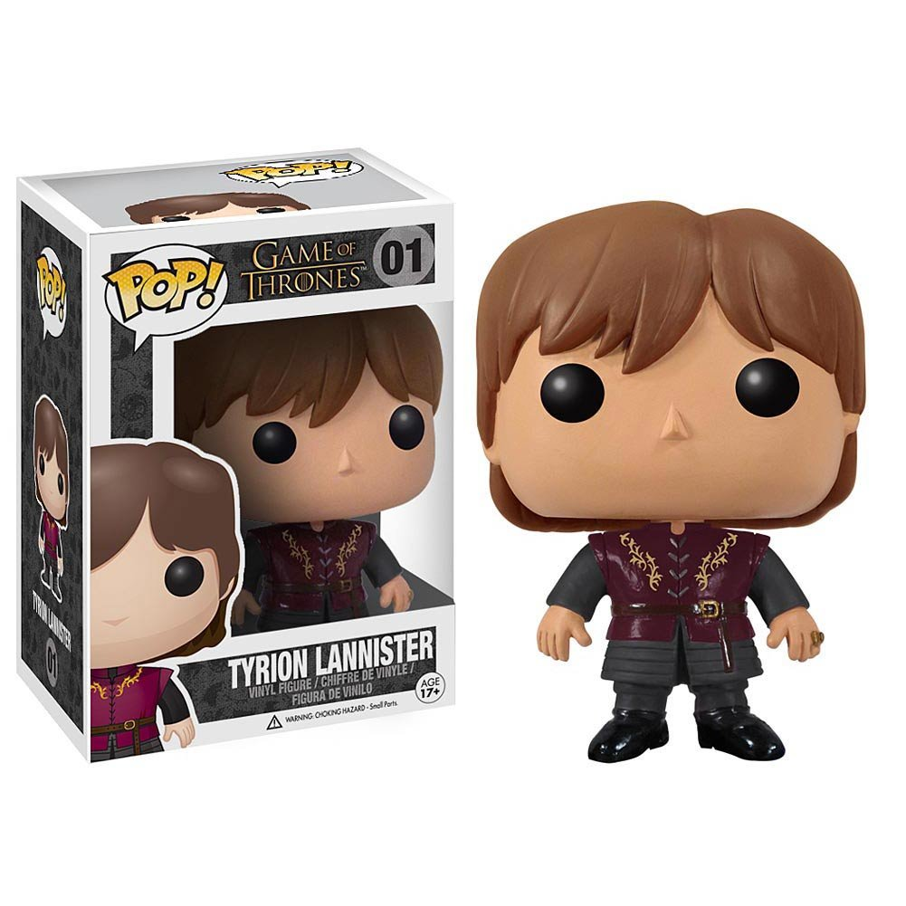 FUNKO Figura POP Game of Thrones Tyrion Lannister