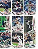 Atlanta Braves / Complete 2017 Topps Series 1 & 2 Baseball Team Set. Dansby Swanson! FREE 2016 TOPPS BRAVES TEAM SET WITH PURCHASE!