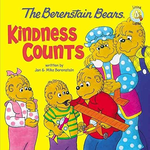 [(The Berenstain Bears: Kindness Counts )] [Author: Jan Berenstain] [Aug-2010]