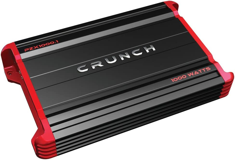 2,000 Watts Crunch PZ-2020.2 POWERZONE 2-Channel Class AB Amp