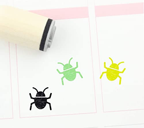 20mm  Mini Stamps Cute Magnet Stamp Planner Stamp physical Stamp S1051 16mm Magnet Rubber Stamp