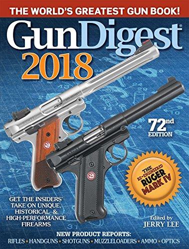 Gun Digest 2018 (Best Gun Of The World)