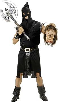 henker disfraz Tod edad media disfraz medieval Henker Halloween ...