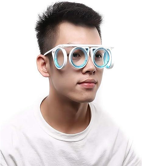 CSCR Anti-stun Glasses -Smart Liquid Glasses for Long Distance Travel  Prevent Vomiting Nausea: Amazon.co.uk: Sports & Outdoors