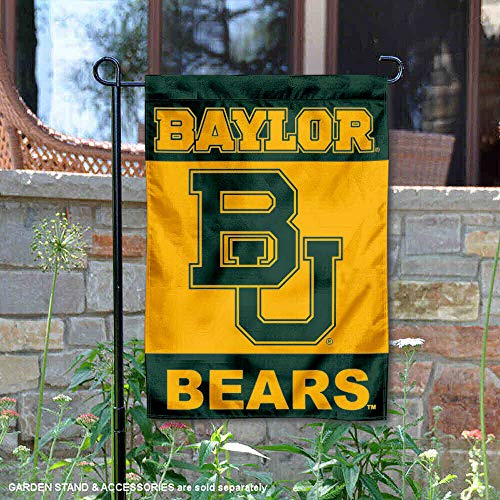Baylor University - Baylor University Garden Flag and Yard Banner