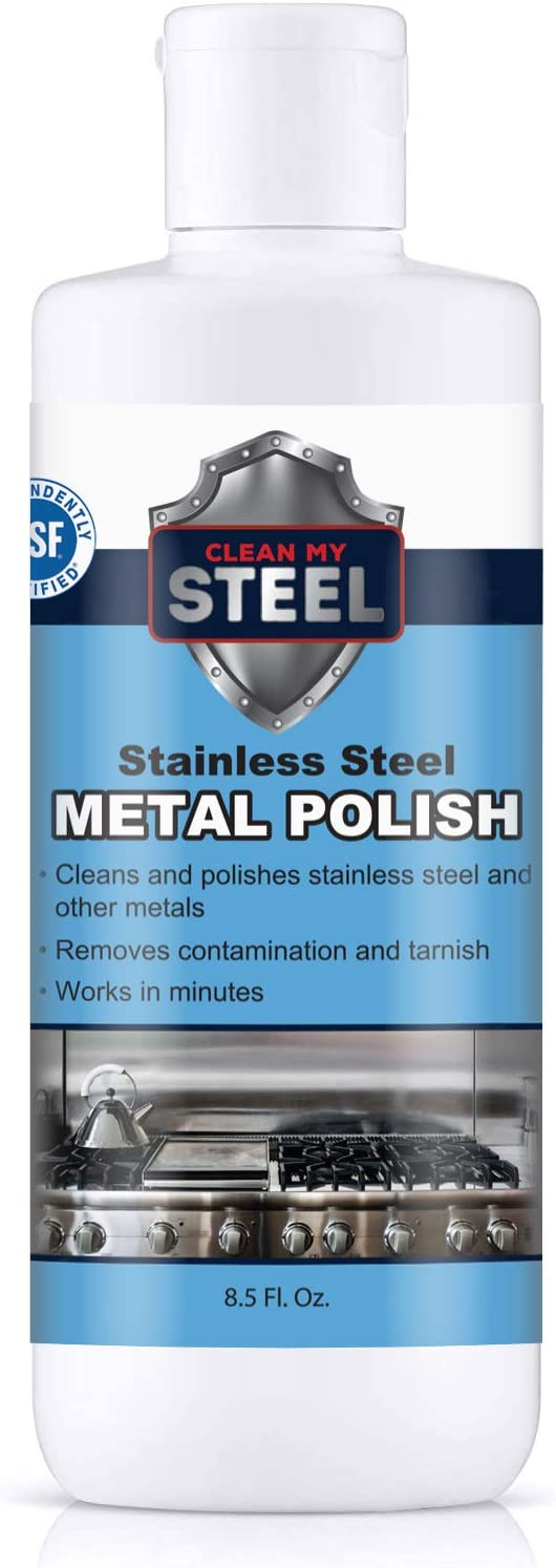 Innopolish B520 Stainless Steel Polish 8.45 ounces
