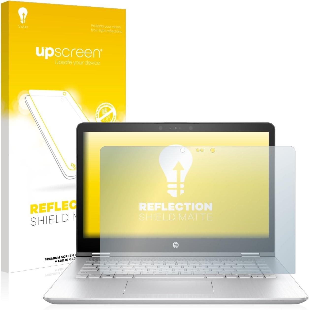 BROTECT Schutzfolie kompatibel mit HP Pavilion x360 14-dh0324ng klare Displayschutz-Folie