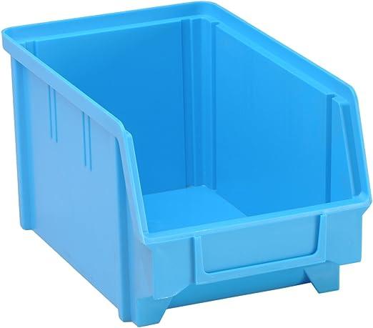 Hünersdorff Cajas de almacenaje a la vista de PS, tam. 3 Azul: Amazon.es: Jardín