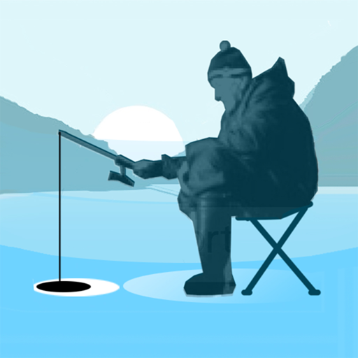 - Ice fishing. Free fishing game. Catch big fish!