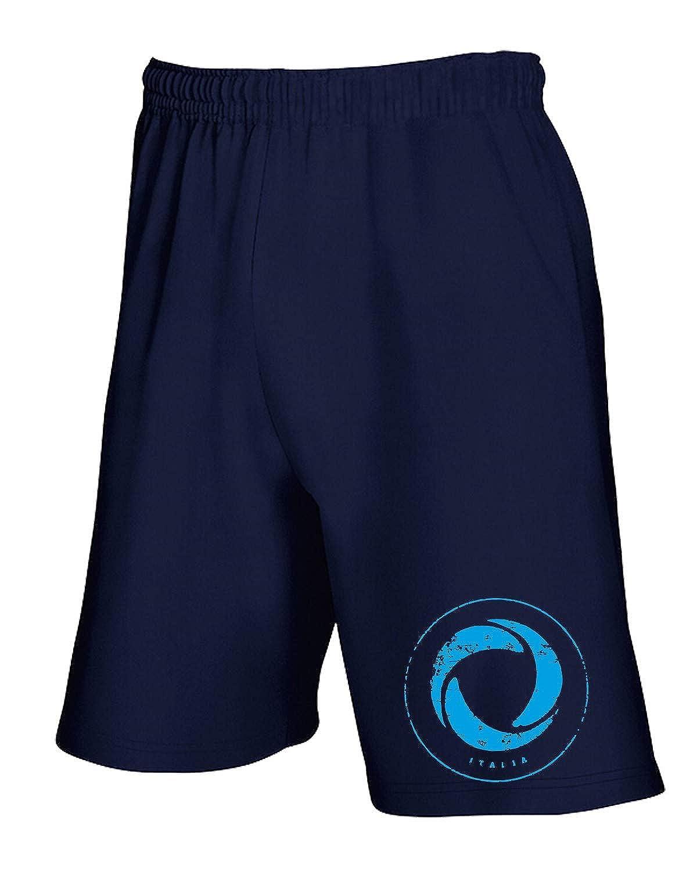 Speed Shirt - Pantalón Corto chándal Azul Marino WC0422 Italia ...