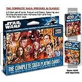 Star Wars the Complete Saga Playing Cards- 2 Decks