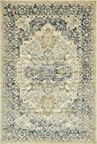 Unique Loom Oslo Collection Vintage Traditional Floral Beige Area Rug (6′ x 9′) Review