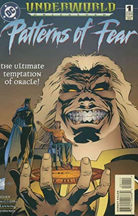 Patterns of Fear No.1 Underworld Unleashed 1995 One-Shot