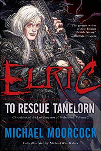 Amazon Fr Elric To Rescue Tanelorn Michael Moorcock