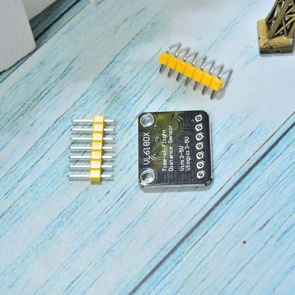 Comimark 1Pcs VL6180 VL6180X Range Finder Optical Ranging Sensor Module for Arduino I2C I S1A7