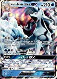 Alolan Ninetales-GX - 22/145 - Ultra Rare - Sun & Moon: Guardians Rising