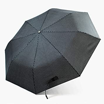 HMKLDFTY Super Ligero Paraguas Plegable Automático para Hombres Mujeres Aluminio 8 Costillas Windproof Auto Paraguas Lluvia