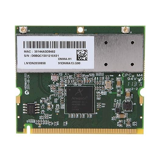 Kafen Tarjeta Inalámbrica,Atheros AR9223 Mini PCI Portátil ...