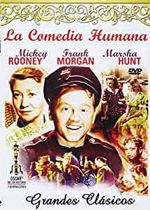La Comedia Humana [DVD]