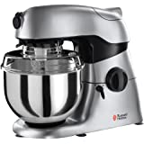 Russell Hobbs Kitchen Machine Blender and Mixer 18553, 4.6 L, 800 W - Silver