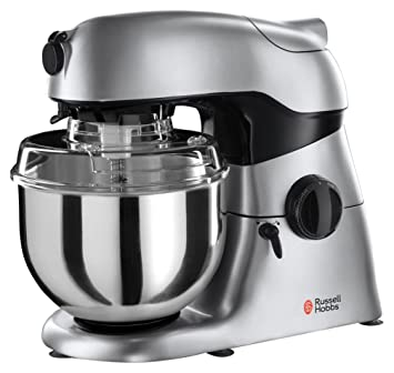Russell Hobbs Kitchen Machine Blender and Mixer 18553, 4.6 L, 800 W ...
