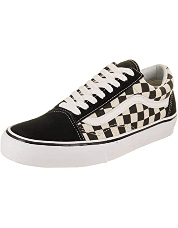 Vans Unisex Old Skool (Primary Check) Skate Shoe 211ab1213d30