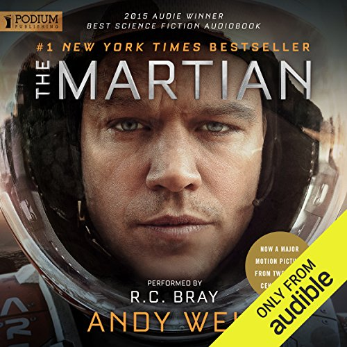 The Martian Audiobook [Free Download by Trial] thumbnail