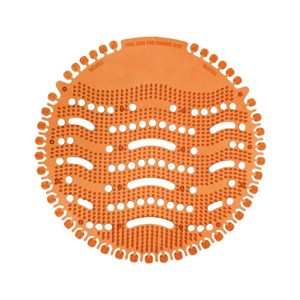 oficinas INTVN 3 piezas Urinario/Protector etc. escuelas Neutralizador de olores y salpicaduras Adapta a la mayor/ía de los urinarios Superiores en restaurantes