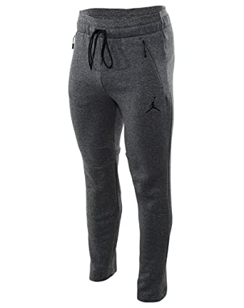2b66c124dbaf16 Jordan ICON Fleece OH Pant Mens Workout-and-Training-Pants 802180-010 S