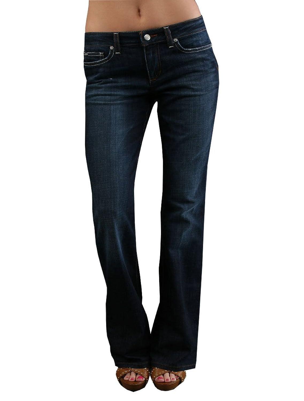Joe's Jeans Women's Icon Muse HW Bootcut Cotton Denim Jeans
