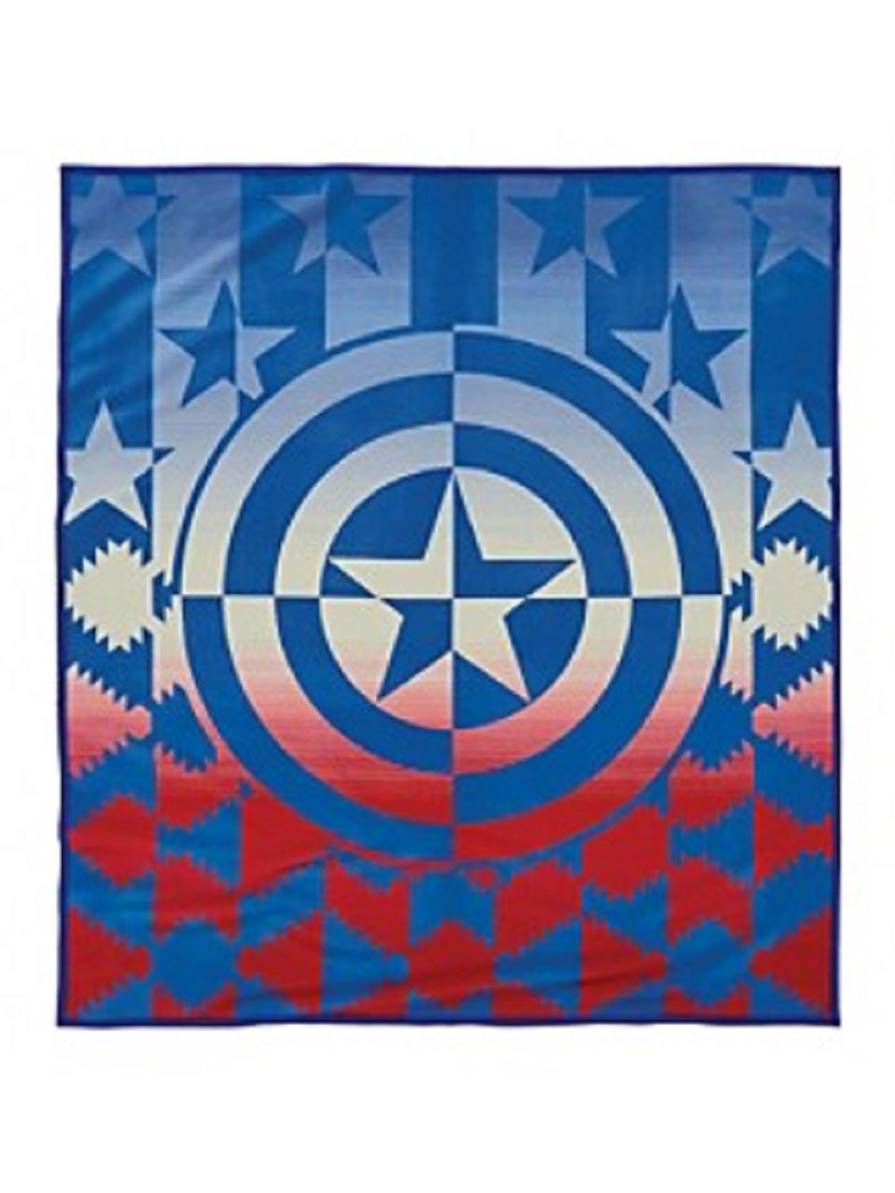 Pendleton Marvel's Captain America Blanket, Limited Edition by Pendleton