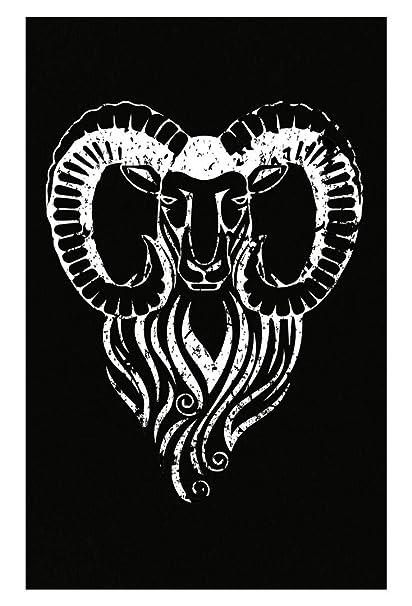 8bb5f7c25 Amazon.com: Stuch Strength Funny Aries - Ram - Horoscope Sign ...