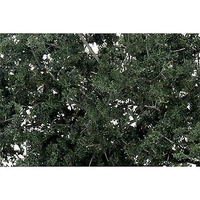 Woodland Scenics Dark Green Fine-Leaf Foliage: Toys & Games