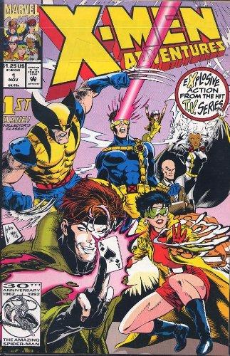 X-Men Adventures : First Issue : Volume 1 Number 1 November - Adventures X-men