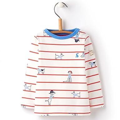 1139e99b8 Joules Baby Top Dog Stripe BabyHarbourPB 18-24 Months: Amazon.co.uk:  Clothing