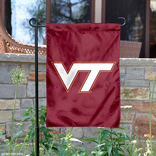 Tech Garden Flag (Virginia Tech Hokies VT Logo Garden Flag)