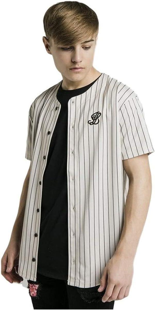 Illusive London Camisa Niño Baseball Beig: Amazon.es: Ropa y accesorios