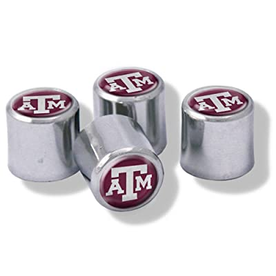 Texas A&M Aggies Valve Stem Caps: Sports & Outdoors