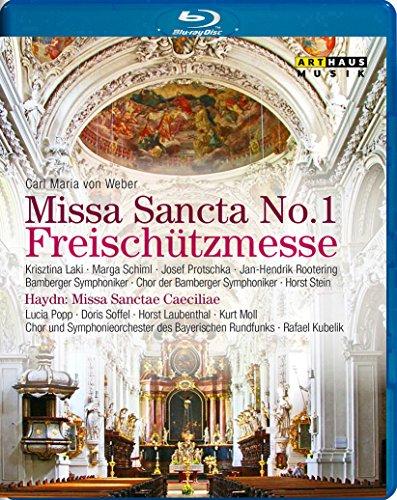 Missa Sancta No. 1 in E Flat / Missa Sanctae (Blu-ray)