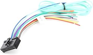 amazon.com: xtenzi car radio wire harness compatible with pyle cd dvd  navigation in-dash - xt91060: automotive  amazon.com