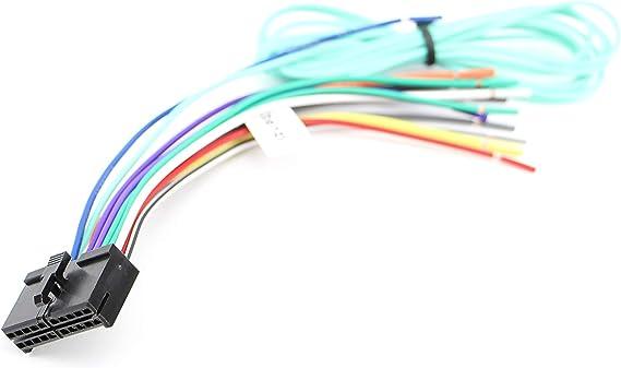 Amazon.com: Xtenzi Car Radio Wire Harness Compatible with Pyle CD DVD  Navigation In-Dash - XT91060: Automotive | Pyle Plbt72g Wiring Harness |  | Amazon.com
