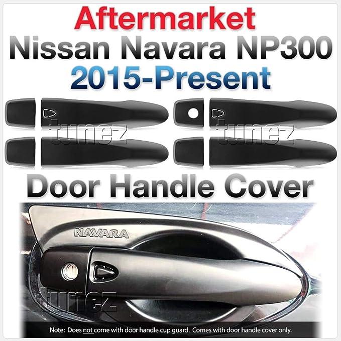 Tunez Türgriffabdeckung Für Navara Np300 D23 Serie Dx Rx Stx St X Sl Visia Acenta N Connecta Tekna X Trail T32 Qashqai J11 2015 2020 Intelligenter Schlüssel Auto