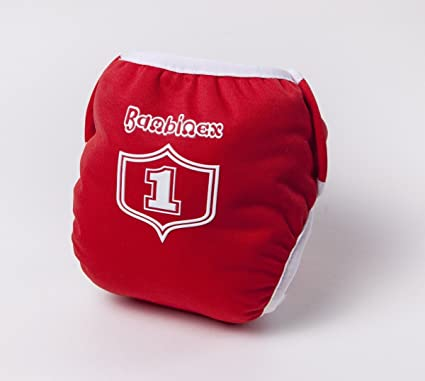 OFERTA ESPECIAL del Mes. bambinex – Trainer Champions Rojo – lavable de aprendizaje para pañales